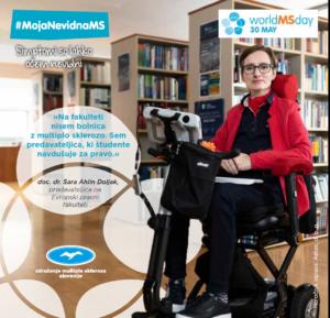 30. maj, Svetovni dan multiple skleroze