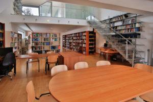 Univerzitetna knjižnica Nove univerze