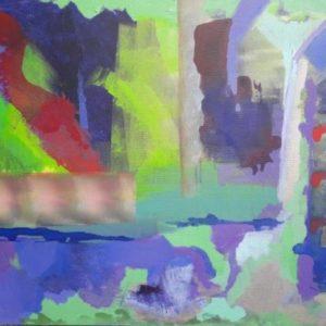 Razstava slikarskih del Polone Tratnik : Odpiranje