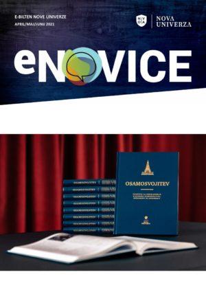 Nova izdaja eNovic (april-junij 2021)